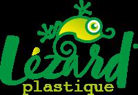 Lézard plastique